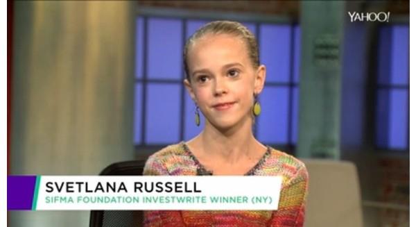 Bé gái 11 tuổi được mệnh danh là Warren Buffett của tương lai