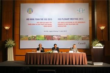 Gia nhập TPP: Nông sản '5 ăn, 5 thua'