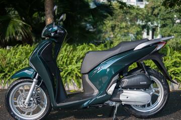 Honda Việt Nam lặng lẽ triệu hồi SH125i/150i