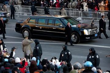 Nỗi lòng tổng thống Mỹ: Có mọi thứ, trừ chìa khoá xe ô tô
