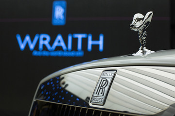 Rolls-Royce sẽ tham gia triển lãm ô tô tại Việt Nam