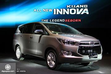 Toyota Innova hoàn toàn mới giá từ 460 triệu đồng tại Indonesia
