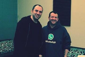 CEO WhatsApp đã trở thành tỷ phú như thế nào?