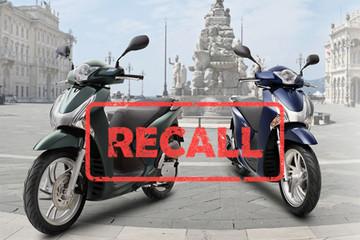 Yêu cầu Honda Việt Nam triệu hồi 12.000 xe SH