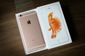iPhone 6s khoá mạng giá rẻ tràn về Việt Nam