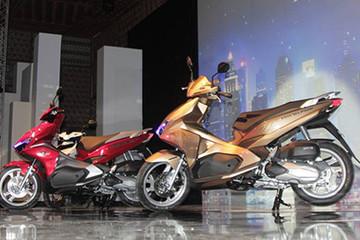 Honda Air Blade mới thêm trang bị, giá không đổi