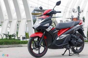 Honda Air Blade và Yamaha Nouvo: Cuộc chiến không hồi kết