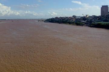 Xin xây tuyến giao thông thủy xuyên Á trên sông Hồng