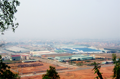 IDV đề xuất đầu tư KCN Bá Thiện, tiếp tục giữ cổ tức NĐTC 2016 đạt 90%