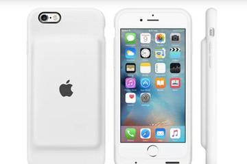 Apple ra vỏ case kiêm pin dự phòng 25 tiếng cho iPhone 6 và 6s