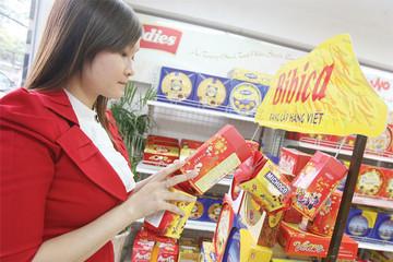 Thị trường bánh kẹo: Cửa vẫn còn cho doanh nghiệp nội