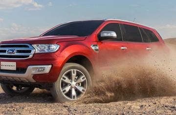 Ra mắt tại Việt Nam, Ford Everest tăng giá 770 triệu đồng