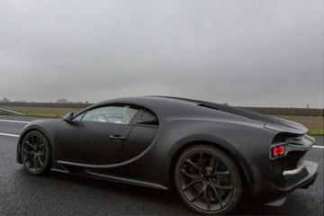 """""""Truyền nhân"""" của Bugatti Veyron đã nhận được 100 đơn đặt hàng"""