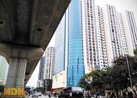 Những gam màu tối của các dự án bủa vây Metro Hà Nội