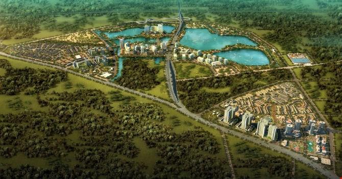 Hà Nội cho phép Tân Hoàng Minh được xây đường đổi đất quận Hoàng Mai