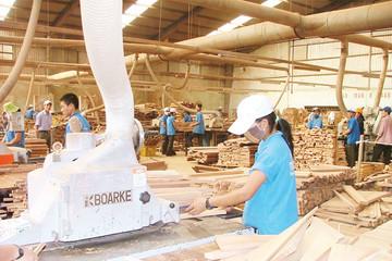 Xuất khẩu gỗ lội ngược dòng