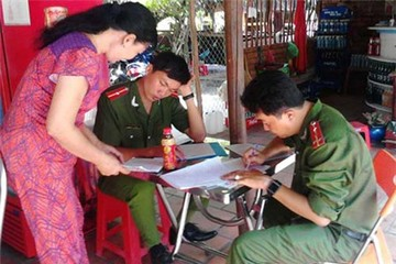 Cảnh sát môi trường vào cuộc vụ trà Dr. Thanh có cặn