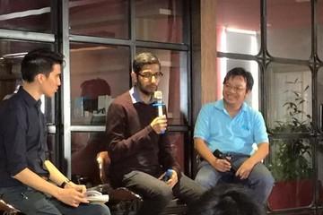 CEO Google gặp gỡ 'cha đẻ' Flappy Bird Nguyễn Hà Đông