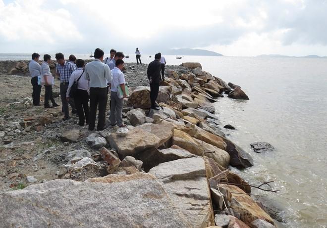 Dự án Nha Trang Sao lấn gần 23.000m2 mặt nước vịnh Nha Trang