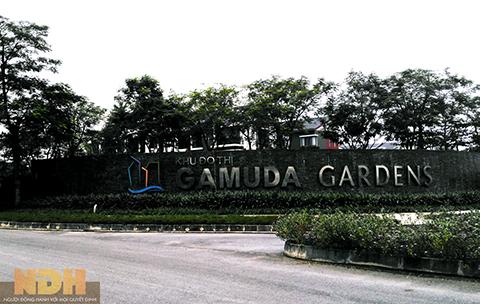 Siêu đô thị Gamuda City: Ngóng hạ tầng để tăng giá