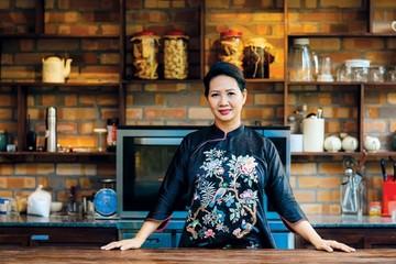 Nữ CEO đam mê ẩm thực
