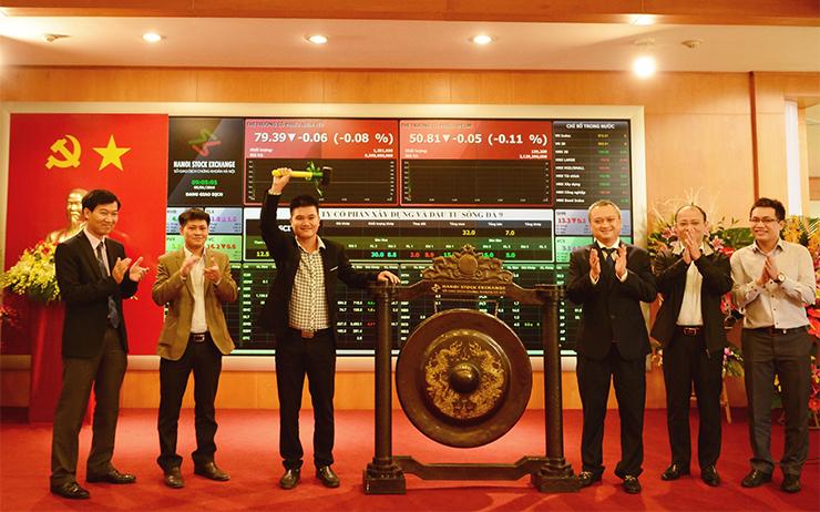 SCI: Cổ phiếu đầu tiên niêm yết tại HNX trong năm 2016