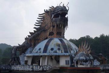 Huffington Post mô tả công viên nước kinh dị tại Việt Nam