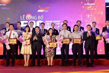 QBS gia nhập Top 500 Doanh nghiệp lớn nhất Việt Nam