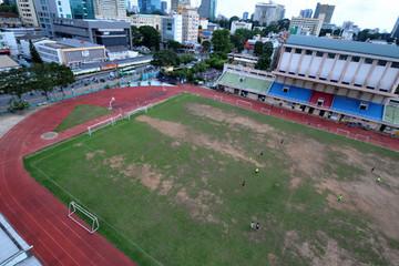 TPHCM duyệt dự án đầu tư bãi đậu xe ngầm Sân vận động Hoa Lư