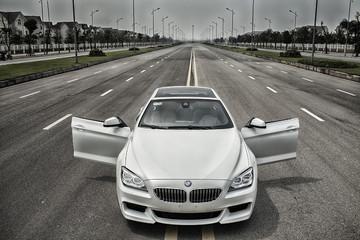 Có gì trong 'hàng độc' BMW 650i M-sport giá 5,6 tỷ đồng?