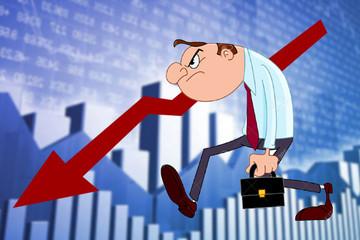 BID giảm kịch sàn, VN-Index mất gần 8 điểm