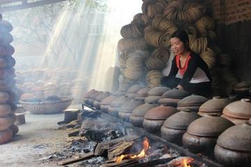 Cá kho làng Vũ Đại hút khách Sài Gòn