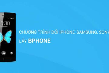 Bkav cho đổi iPhone... lấy Bphone