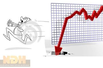 Thị trường phân hóa, VN-Index giảm gần 5 điểm