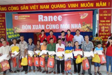 Sao Mai Group tặng 5.000 phần quà cho người nghèo