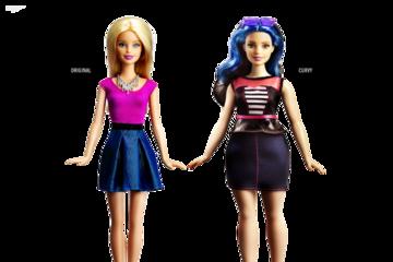 Thôi rồi, Barbie giờ cũng đã béo phì