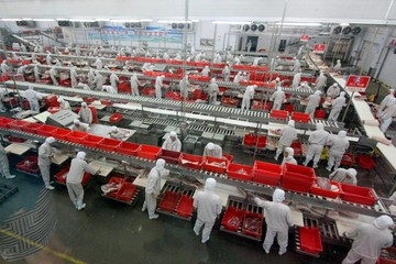 [ẢNH] Trung Quốc làm thế nào để cung cấp thực phẩm cho 1,4 tỷ dân?
