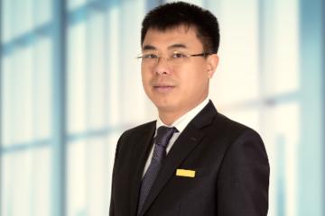 Ông Cù Anh Tuấn làm Tổng Giám đốc ABBank