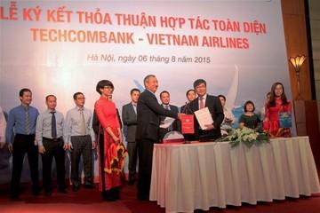 Techcombank và VNA góp vốn lập hãng hàng không mới
