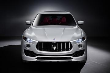 Maserati trình làng SUV hạng sang Levante