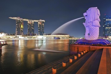 Ngành dịch vụ vực dậy GDP quý IV/2015 của Singapore