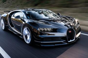 Bugatti ra mắt mẫu xe nhanh nhất thế giới, giá 2,64 triệu USD