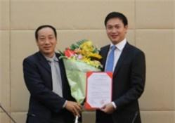 Thạc sĩ 33 tuổi được bổ nhiệm Phó tổng cục trưởng Đường bộ