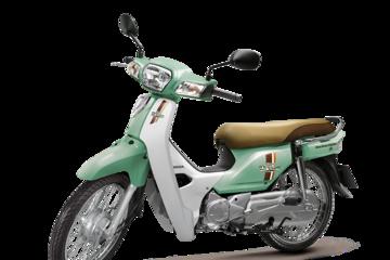 Honda ra mắt Super Dream màu xanh ngọc giá 19 triệu đồng