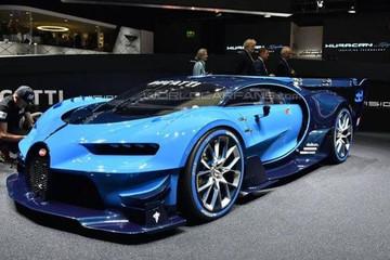 [Infographic] Chiêm ngưỡng Bugatti Veyron - Siêu xe nhanh nhất thế giới