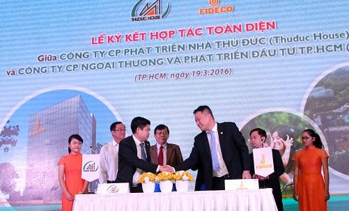 Thuduc House bắt tay 3 đối tác triển khai 7 dự án lớn