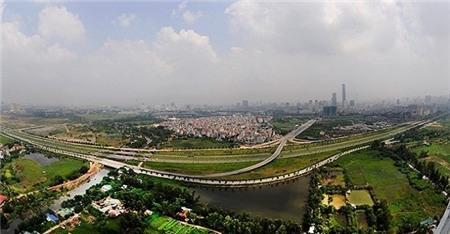 """""""Soi"""" tiến độ 4 siêu dự án giao thông tại Hà Nội"""