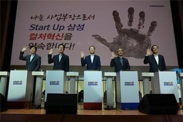 Samsung sẽ thành công hơn khi là một... startup?