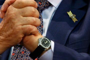 Đồng hồ của những người quyền lực nhất phố Wall