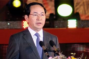 Đề cử ông Trần Đại Quang để Quốc hội bầu Chủ tịch nước